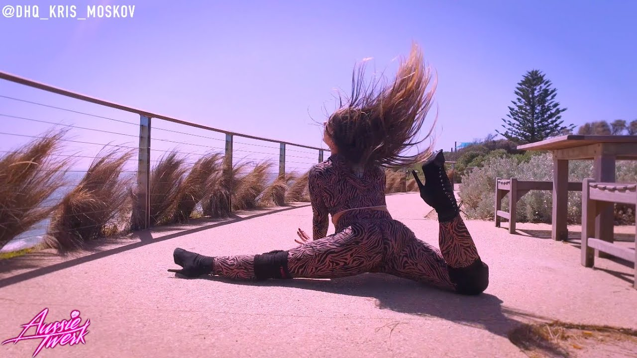 Teyana Taylor & Kehlani - Morning   Twerk N Heels Choreo by DHQ Kris Moskov from Aussie Twerk