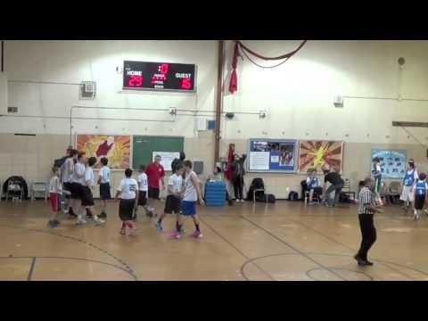 78th Precinct Youth Council Basketball Team 6 Vs 9 1 12 14 Juniors