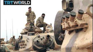 Turkey's Border Mission: Afrin operation strains US Turkish relations
