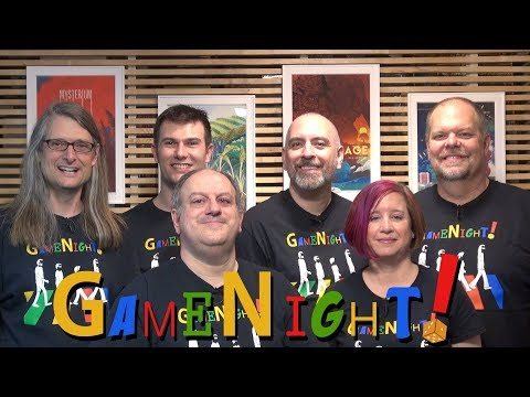 GameNight! Modern Board Game Classics 2007 and Earlier