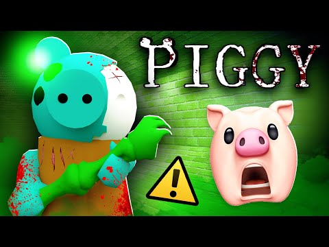 I BEAT ROBLOX PIGGY INFECTION..