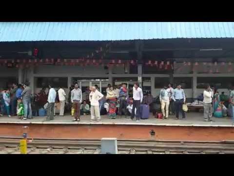 [HD]12473 अहमदाबाद - जम्मू तवी सर्वोदय SF एक्सप्रेस Arriving लुधिआना जंक्शन Behind BRC WAP4E#22921