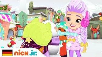 Baue einen Schneemann mit Sunny Day! ☃️ | Nick Jr. auf Deutsch