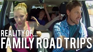 FAMILY ROAD TRIP MADNESS!