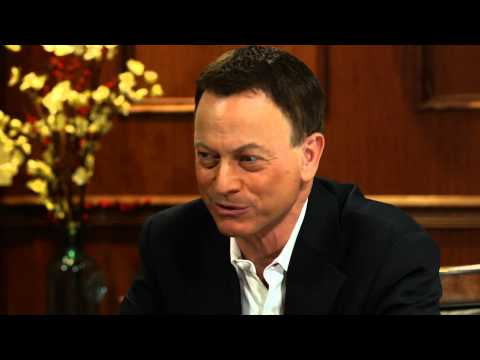 Actor Gary Sinise Answers Social Media Questions | Larry King Now | Ora TV