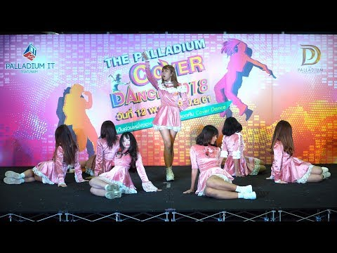 180602 'Pixie' cover 'CLOSER'(OH MY GIRL) @ The Palladium(Audition#4);CAM by MIM - 동영상