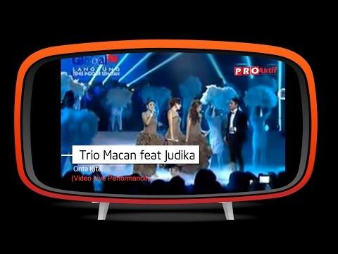 Trio Macan feat Judika - Cinta Kita (Live Performance)