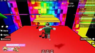jugando roblox, Speed Run 4 [E N S ' L A D A]