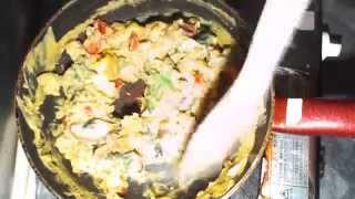Chickpea Stir Fry
