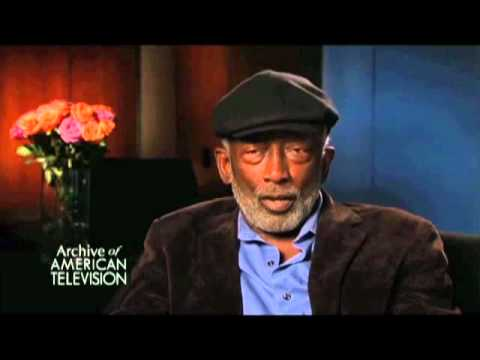 Garrett Morris discusses getting shot and leaving his role on Martin  EMMYTVLEGENDS