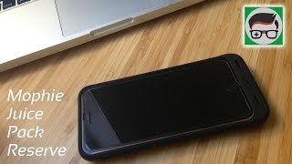 iPhone Battery Case Review - Mophie Juice Pack Reserve - Part 1