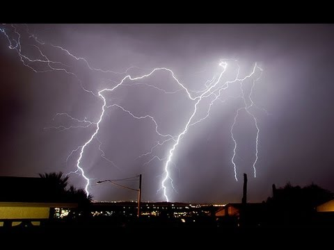 How does lightning form and how do we detect it? - YouTube
