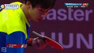 2019匈牙利公开赛 男单决赛 林高远vs王楚钦 乒乓球比赛视频 央视完整