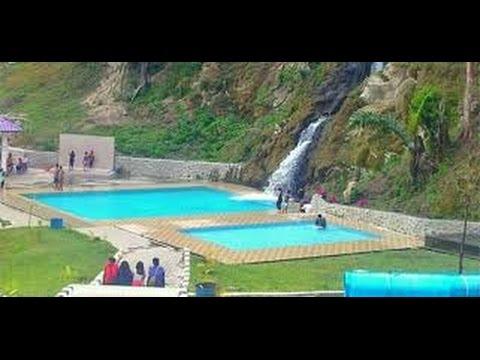 Asyik Telah dibuka waterpark Bukit Gibeon Porse Parapat