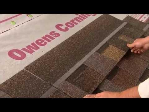 Owens Corning Surenail Technology 174 30 Sec Video Youtube