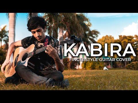 Kabira- Fingerstyle Guitar Cover | Yeh Jawaani Hai Deewani | Yash Garg