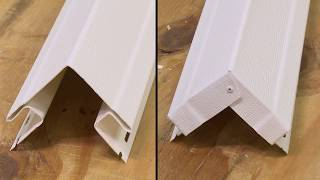 Installing CertainTeed Vinyl Siding Accessories