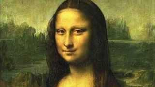 загадка Мона Лизы. Первая 3D картина. Часть четвертая