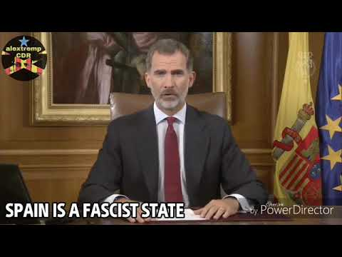 19-11-18 Spain is a Fascist State.(by @alextremp)