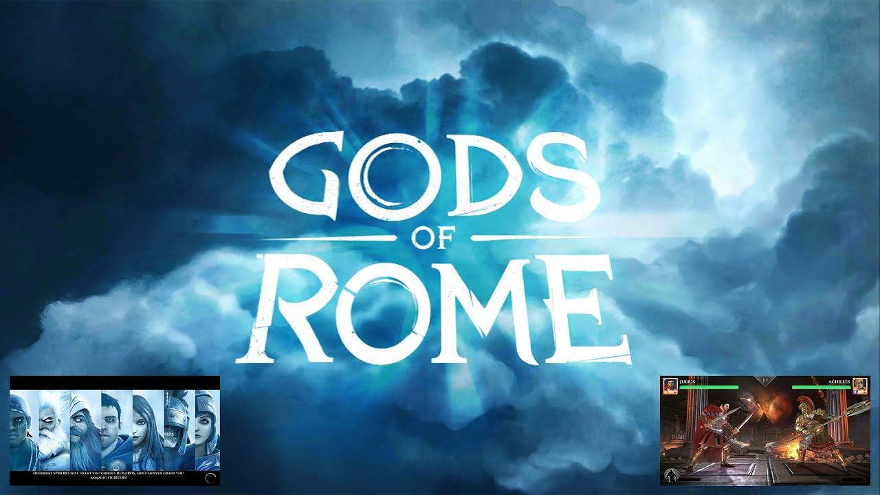 Взлом gods of rome - YouTube