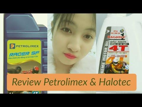 [Review] Đánh Giá Nhớt Halotec & Petrolimex Racer - Sự Lựa Chọn Kinh Tế