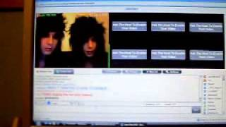 "Andy Six and Jake Pitts on Stickam 9-5-10 Pt.3 ""Can somebody give us instructions?"""