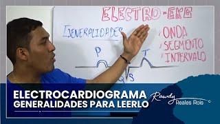EKG- GENERALIDADES.