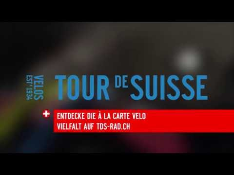 Tour de Suisse Velos - Innovation