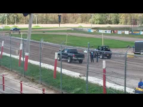 Utica Rome Speedway Truck Drag Part 3