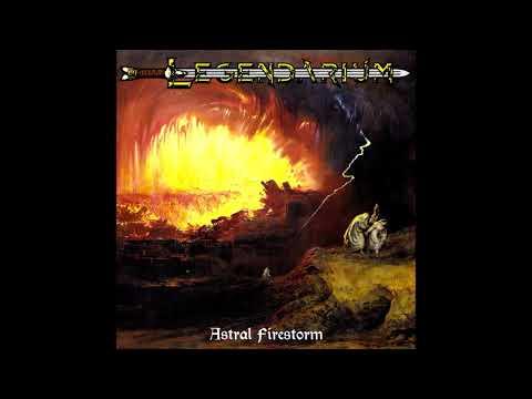 Legendarium - Astral Firestorm [Full Album]