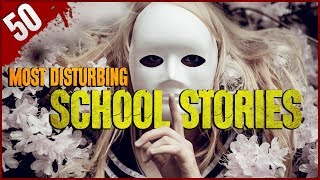 50 DISTURBING True School Stories (FREE MP3 DOWNLOAD) - Darkness Prevails