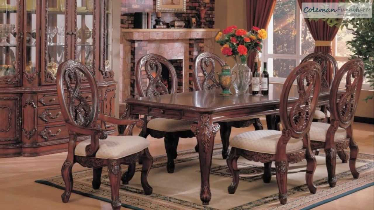 Nottingham Dining Room Collection From Coaster Furniture