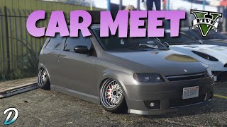 Any Car Meet Gta 5 Online LIVE - [Road To 4.8K Subs] - Check The Description For Join