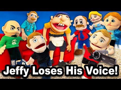 SML Movie: Jeffy Loses His Voice!