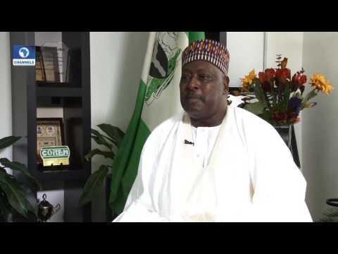 President Buhari Suspends SGF Babachir Lawal,NIA DG Oke
