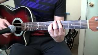 Billy Joel | Uptown Girl | Guitar Cover