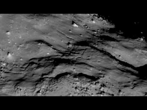 What Is The MAXIMUM Possible  ZOOM In On The MOON'S Surface?.  NASA Image 1080p FULLHD