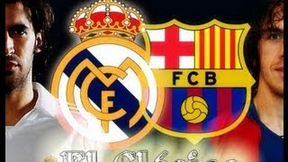 El Clásico - The Clash of the Titans