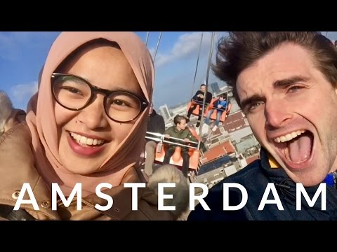 The Capital City of Netherlands: Amsterdam