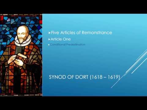 Arminius and Free will