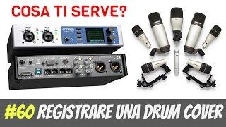 Come Registrare una Drum Cover (Cosa Serve) #60
