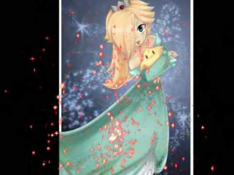 princesse rosalina youtube