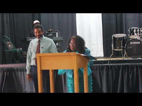 World Healing Day Launch - Battlefield Gospel Arena, Niagara Falls