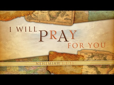 6 - I Will Pray For You