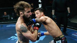 Hector Fajardo vs Aaron Vickers Full Fight | MMA | Combate Dallas