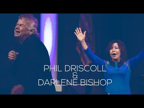 Phil Driscoll and Darlene Bishop at HTRC!