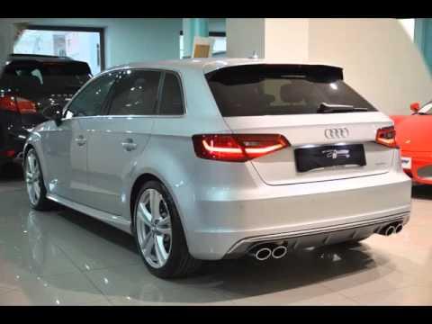 d598ada9b8 Audi S3 2.0 TFSI QUATTRO S-TRONIC SPORTBACK - YouTube
