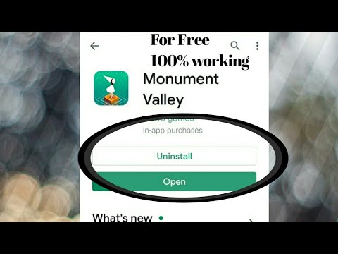How To Download Monument  Valley Mod For Free
