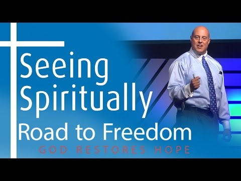 Road to Freedom - Dr. Bianchini - Seeing Spiritually - Christian Drug and Alcohol Detox