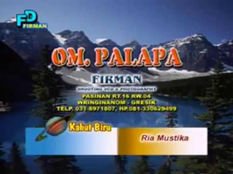 Ria Mustika - Kabut Biru - With Ky Ageng OM. PALAPA
